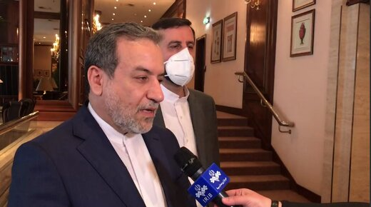 Iran chief negotiator: Talks moving ahead