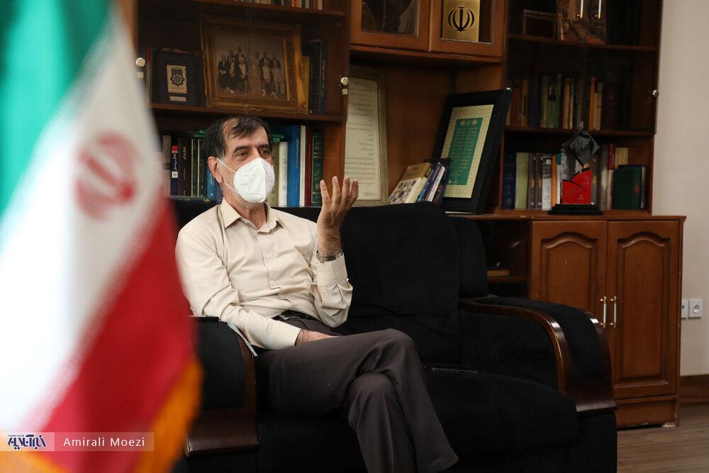 پاسخ جالب ابراهیم رئیسی به شائبه کاندیداتوری اش در انتخابات ۱۴۰۰