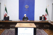 Rouhani: Supplying COVID-19 vaccines highest priority of gov't programs