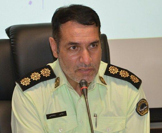   دستگیری ۶۵ سارق و کشف ۹۷ فقره سرقت در خرم آباد