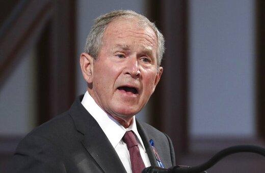 بوش: گویی جمهوریخواهان هوس انقراض کردهاند!