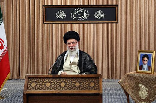 واکنش رهبر انقلاب به فایل صوتی ظریف /سیاست خارجی در هیچ جای دنیا در وزارت خارجه تعیین نمیشود
