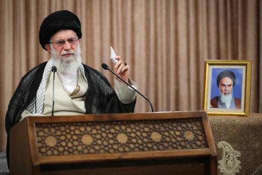 قائد الثورة : فيلق القدس هو العامل الرئيسي الاكبر لمنع الدبلوماسية المنفعلة