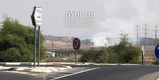 انفجار بمب در شهرک صهیونیستی بنیامین