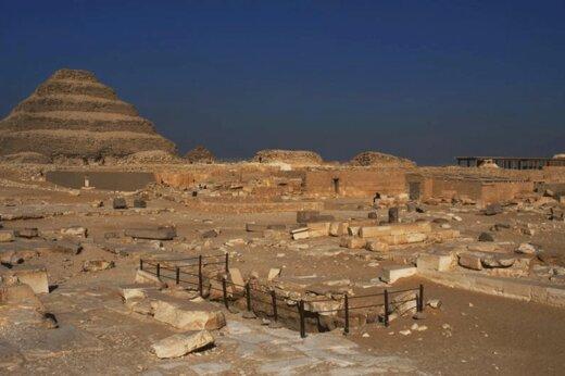 ببینید | کشف آثار باستانی مربوط به پیش از دوران فراعنه در مصر