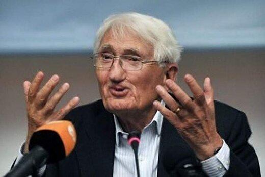 یورگن هابرماس، فیلسوف آلمانی جایزه ادبی امارات را رد کرد