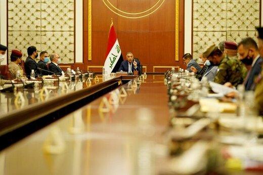 دستور مستقیم و مهم الکاظمی به پیشمرگه و فرماندهان ارتش عراق
