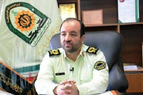 دستگیری ۱۱ سارق با ۲۶ فقره سرقت در چهارمحال و بختیاری