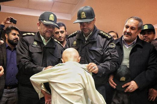 ببینید | تحقق آرزوی یک کودک به کمک پلیس غرب استان تهران