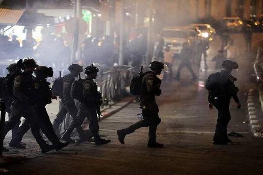 ببینید | سرکوب وحشیانه اعتراضات مسالمتآمیز توسط نظامیان صهیونیست