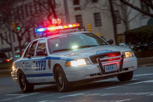 ببینید | تصادف شدید ماشینهای پلیس با یکدیگر و فرار متهم!