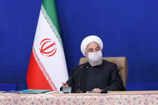 پنجاه و نهمین جلسه شورای عالی هماهنگی اقتصادی/ روحانی: عدالت از مهمترین اهداف نظام مقدس جمهوری اسلامی است