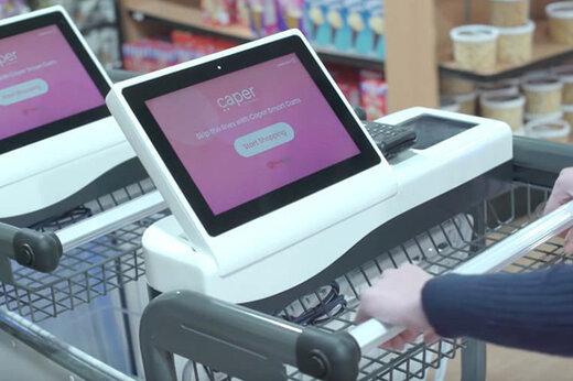 ببینید | قابلیتهای شگفتانگیز سبدهای خرید هوشمند و پیشرفته آمازون