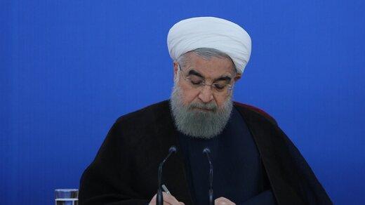 پیام تسلیت حسن روحانی در پی درگذشت دیپلمات اسبق کشور