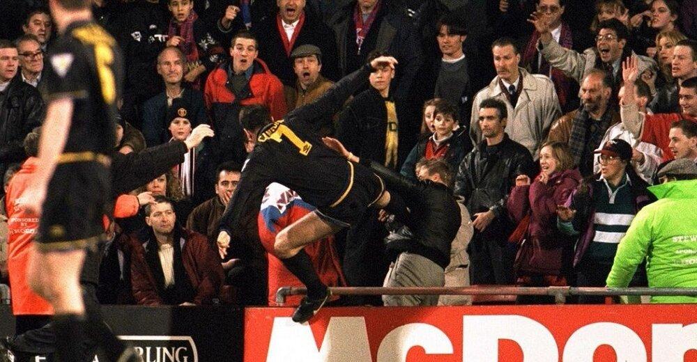 معروفترین لگد کل تاریخ فوتبال/عکس