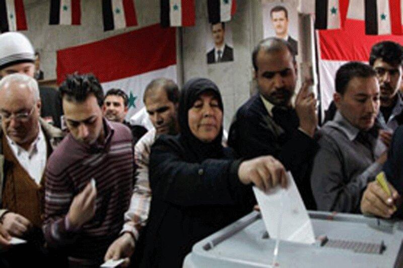 5558593 - ببینید | رقبای انتخاباتی بشار اسد مشخص شدند