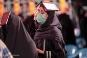 تصاویر | مراسم احیای شب بیست و یکم رمضان در تهران