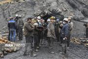 تصاویر   تلاش برای امداد و نجات کارگران معدن طزره