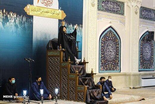 انتقاد تند یک امام جمعه از کاندیداهای ۱۴۰۰: چرا از الزامی نبودن حجاب می گویید /برای گرفتن پُست رنگ عوض می کنید