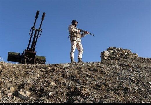 درگیری مرزبانان با اشرار مسلح ضدانقلاب در مریوان/ مرزبان هنگ مرزی به شهادت رسید+ عکس