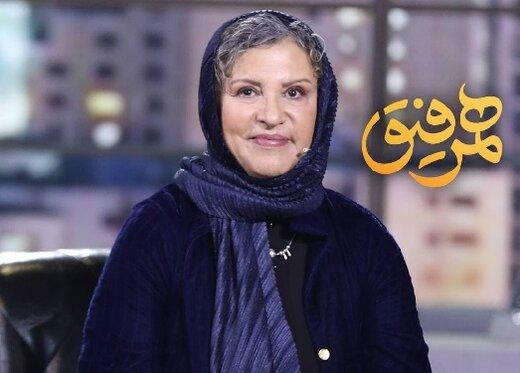 رویا تیموریان، مهمان شهاب حسینی خواهد شد