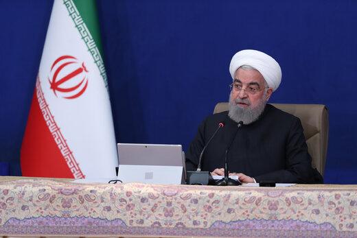 روحانی: رسما اعلام میکنم تحریمها شکسته شده و بزودی برداشته میشوند