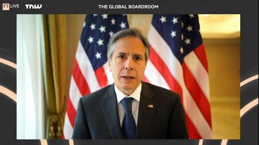 اظهارات بلینکن درباره مذاکرات وین، انتخابات ایران و گفتگوی تهران و ریاض