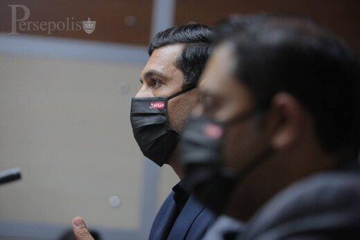 کنایه سنگین ابراهیم شکوری به استقلالیها؟/عکس