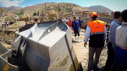 سیل، ۱۵۰ میلیارد ریال به راه و ابنیههای فنی آذربایجانغربی خسارت زد