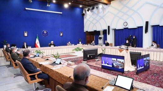 مصوبات هیات دولت با ریاست روحانی