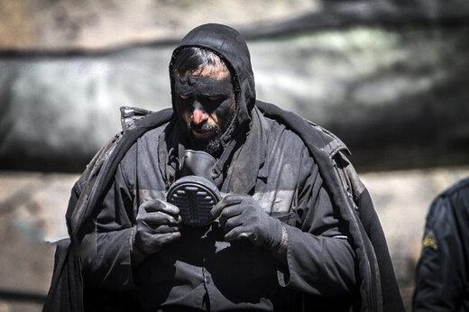 تصاویر | پنجمین روز عملیات نجات معدنکاران طزره دامغان