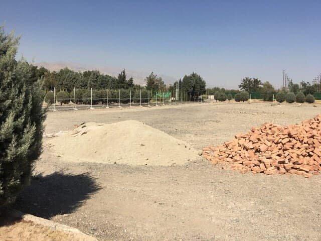 ساحتمان جدید فدراسیون  که در و دیوار ندارد!/عکس