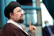 طعنه سیدحسن خمینی به حامیان طالبان در ایران: ایستادگی طالبان مقابل استکبار جهانی نباید ما را ذوق زده کند!
