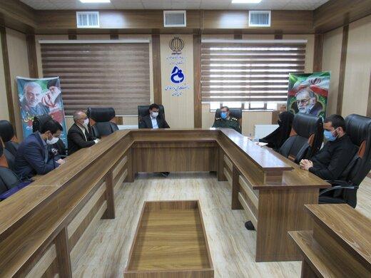 استفاده از گروههای جهادی دانشگاه فنی حرفه ای سمنان در ترویج ارزش های دفاع مقدس