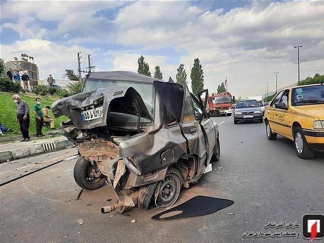 مرگ ۱۷ هزار نفر در جادههای ایران