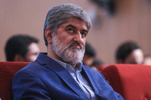 مخالفت علی مطهری با رئیس جمهور اقتصاددان /در مقابل فشارهای خارجی مقاومت می کنم