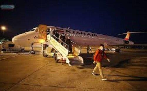 ظرفیت پذیرش مسافر در فرودگاه کیش به ۶ میلیون نفر میرسد