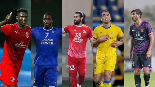 3 مهاجم از ایران در میان برترینهای لیگ قهرمانان آسیا
