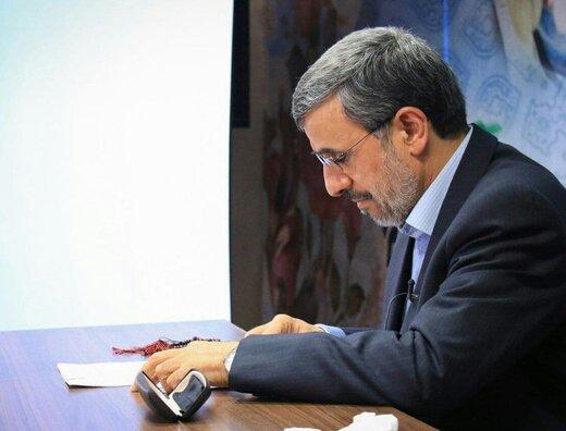 واکنش تند محمود احمدی نژاد به حمایت برخی از طالبان