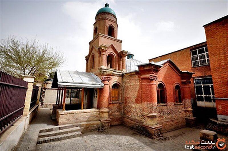 سه کلیسای ایرانی که کوچکترین کلیسا در جهان هستند