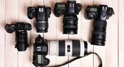 مقایسه قیمت دوربین کانن و نیکون در بازار دوربین عکاسی