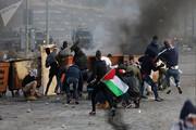 ببینید   حرکت جالب کودک شجاع فلسطینی در درگیریهای بیت المقدس