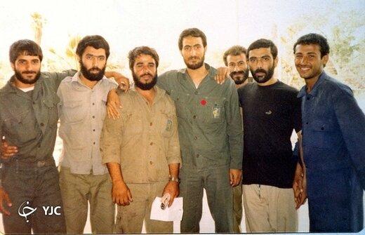 این فرمانده سپاه، دانشجوی اخراجی دانشگاه پهلوی بود+عکس