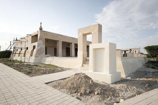 چهار اثر تاریخی منطقه آزاد کیش مرمت میشود