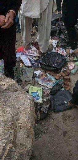 وقوع انفجارهای پیاپی در غرب کابل