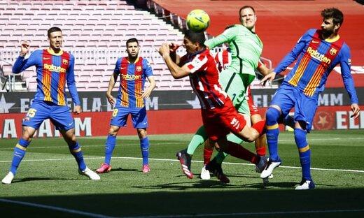 بارسا و اتلتیکو برای رئال بازی کردند!