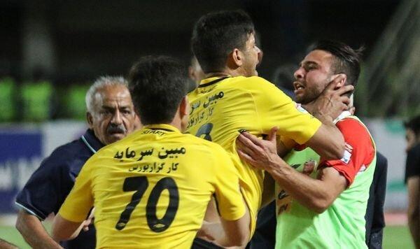 درگیری سروش با کیروش با پیراهن پرسپولیس!/عکس