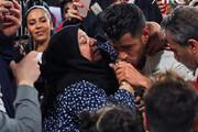 تصاویر   به مناسبت روز جهانی مادر؛ سلبریتیها در کنار مادرشان