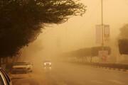 ببینید   نمایی عجیب از گرد و غبار در شهرستانهای استان کرمان