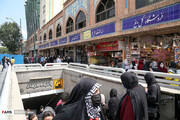 ببینید | کرکره بازار تهران بالا کشیده شد